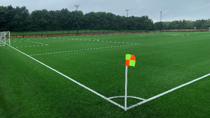 MFC training ground 3G pitch