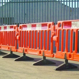Avalon Plastic Barrier
