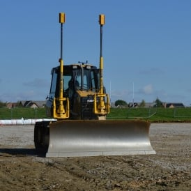 D5K Low Ground Pressure Dozer
