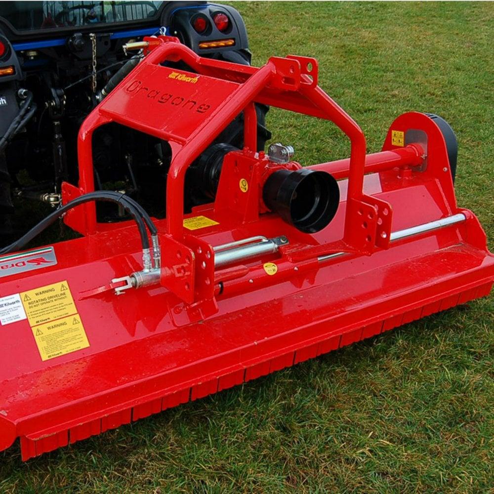 Kilworth Dragone MTL160 Flail Mower | CLS Selfdrive