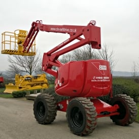 HA16PX Cherry Picker