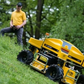 ILD 01 Slope Mower