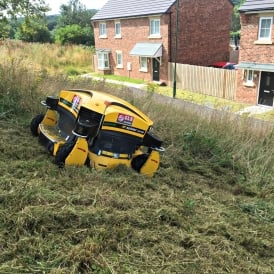 ILD 02 Rotary Slope Mower