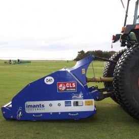 Imants Shockwave 155 Linear Decompactor