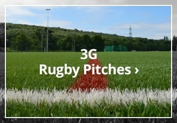 3G Rugby Pitches