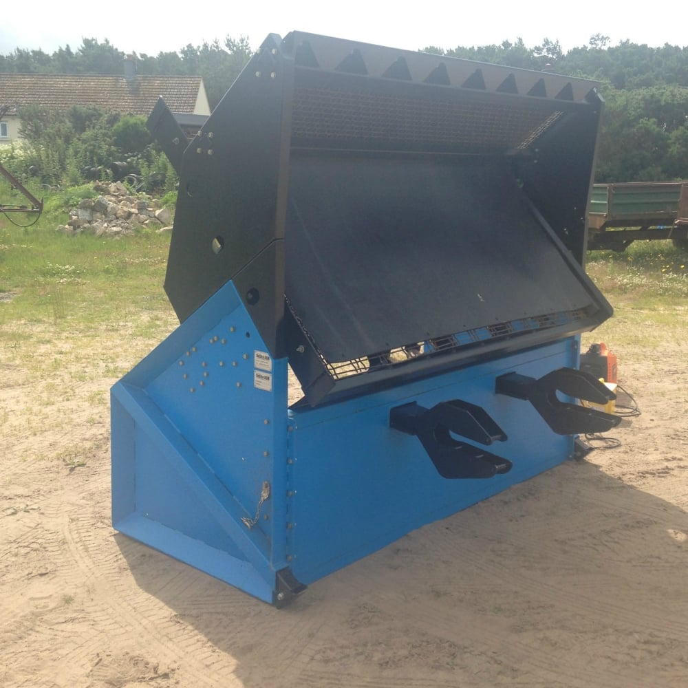 Raycam Soil Screener - CLS Selfdrive from Cleveland Land