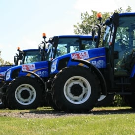 T5060 Tractor