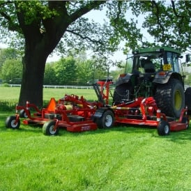 Tri-Deck Rotary Finishing Mower TD92